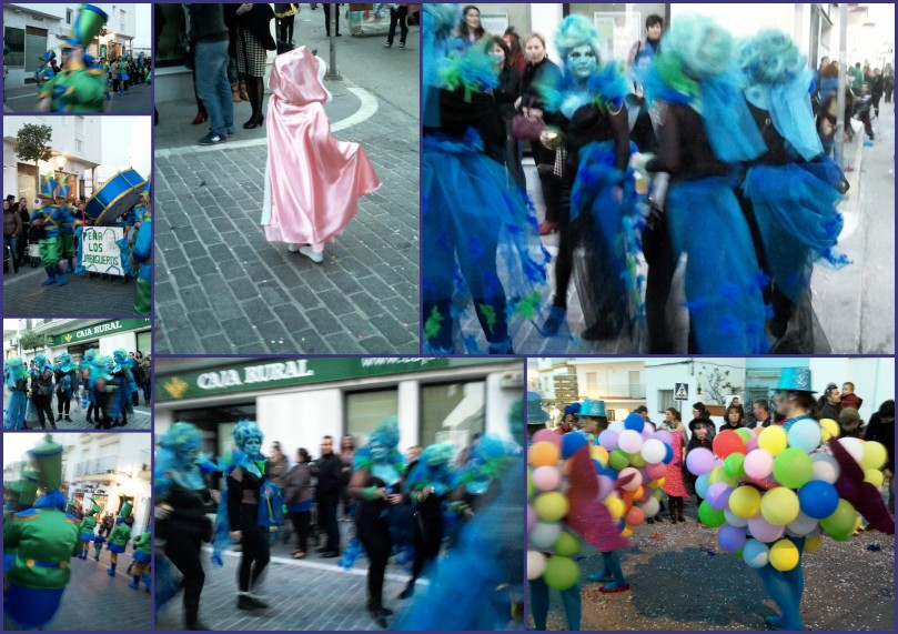 Carneval Collage